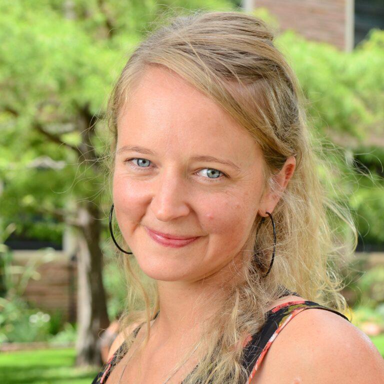 Photo of Julia Daniel