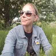 Photo of Sarah Stockholm